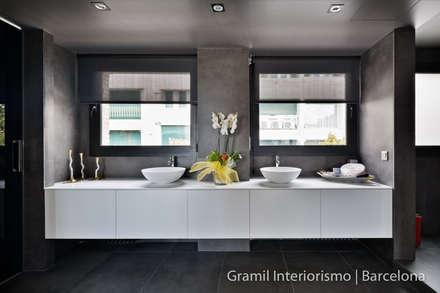 ห้องน้ำ by Gramil Interiorismo II