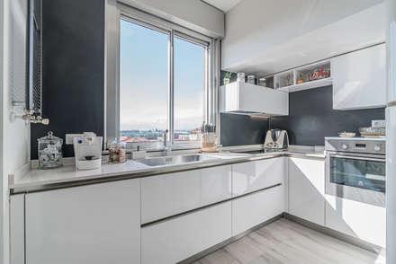 ห้องครัว by Facile Ristrutturare