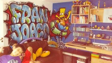 Kinderzimmer Junge von DOMOS DECORACION HOLISTICA