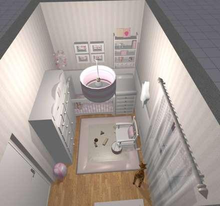 para bebes dormitorios infantiles de estilo moderno por domos decoracion holistica