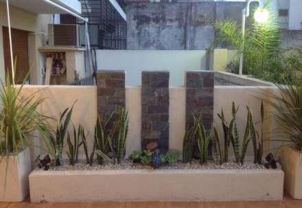 moderner Garten von DOMOS DECORACION HOLISTICA