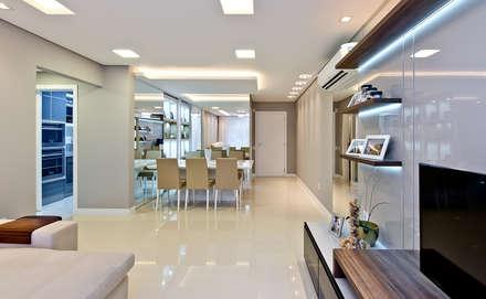 Wohnzimmer einrichtung design inspiration und bilder for Moderne wohnzimmergestaltung