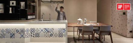 私宅-玩味:  餐廳 by 思為設計 SW Design