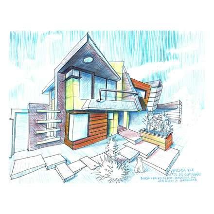 Casas estilo escandinavo ideas im genes y decoraci n - Casas estilo escandinavo ...