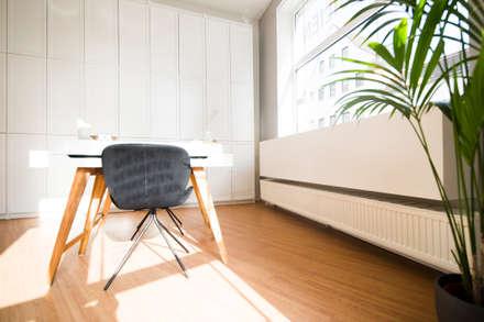 Neugestaltung unserer Räume I WOHNGLUECK GmbH :  Geschäftsräume & Stores von WOHNGLUECK GmbH (Immobilien)