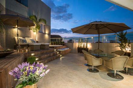modern Spa by Andréa Buratto Arquitetura & Decoração