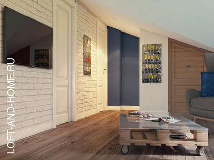 Ruang Multimedia by Loft&Home