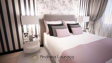 colonial Bedroom by Andreia Louraço - Designer de Interiores (Contacto: atelier.andreialouraco@gmail.com)