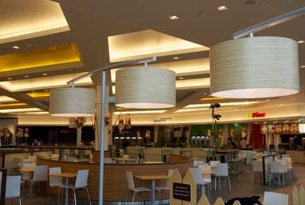 Shoppingcenter Hofgarten - Solingen:  Einkaufscenter von lucere