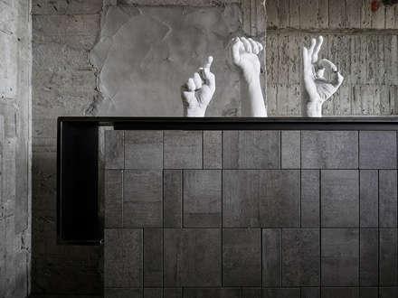 印記:  牆壁與地板 by 沈志忠聯合設計