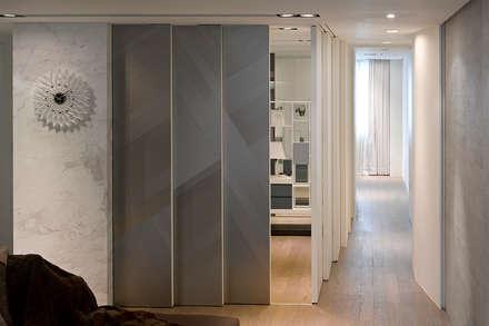 Gradient Space:  窗戶與門 by 沈志忠聯合設計