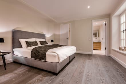 Homestaging XXL In Archsum Auf Sylt: Moderne Schlafzimmer Von Home Staging  Sylt GmbH