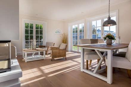 Homestaging Nach Hausumbau In Westerland Auf Sylt: Moderne Wohnzimmer Von  Home Staging Sylt GmbH