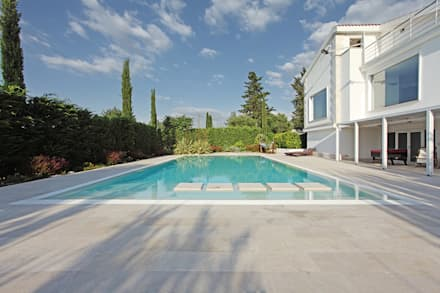 country Pool by Architetto Esther Tattoli