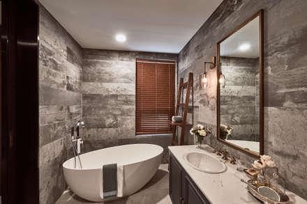 modern Bathroom by Design Anche