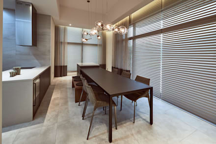 modern Dining room by Design Anche