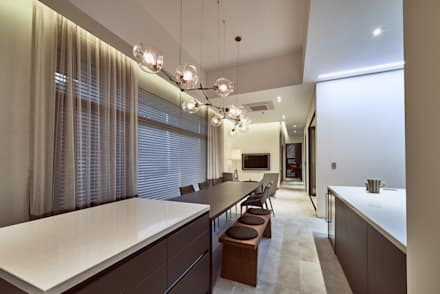 modern Living room by Design Anche