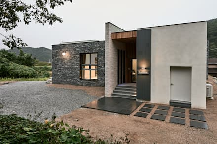 modern Houses by Design Anche