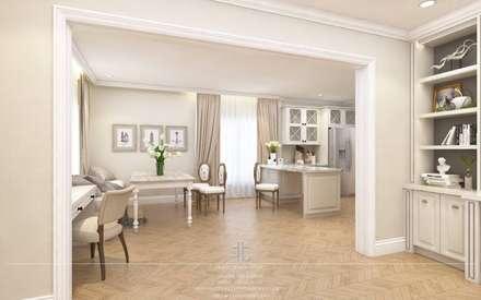 eclectic Dining room by เหนือ ดีไซน์ สตูดิโอ (North Design Studio)