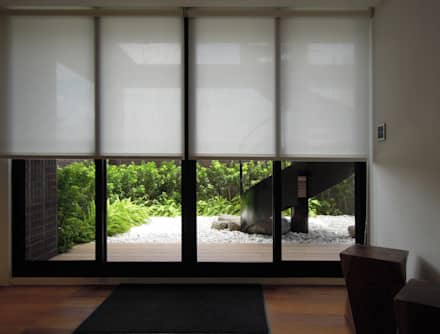 Light 加減0的生活美學:  窗戶與門 by 構築設計
