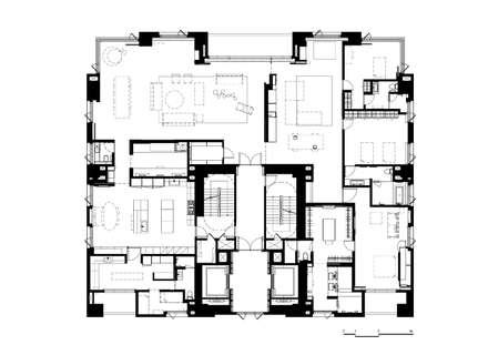 :  牆壁與地板 by  何侯設計   Ho + Hou Studio Architects