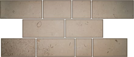 Tile Pattern :  Walls by Lincolnshire Limestone Flooring