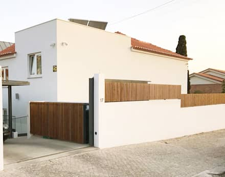 mediterranean Houses by mube arquitectura