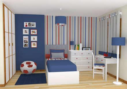 eclectic Nursery/kid's room by Oficina Rústica (OFR Unipessoal Lda)