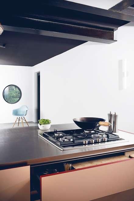 Mehr als küche moderne küche von hysenbergh gmbh