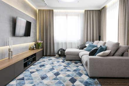 moderne Wohnzimmer von Partner Design