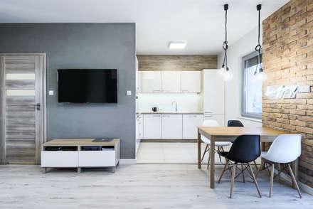 moderne Esszimmer von Partner Design