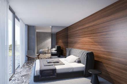 Modernes schlafzimmer einrichten  Schlafzimmer Einrichtung, Inspiration und Bilder | homify