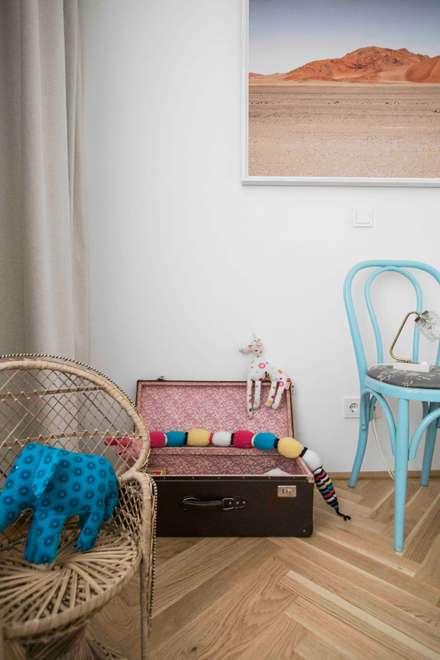kinderzimmer einrichtung, inspirationen, ideen und bilder | homify - Kinderzimmer Vorhang Design Tipps Accessoire Einrichtung Ideen