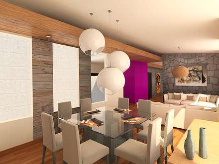 moderne esszimmer von emartquitectura arquitectura arte y diseo - Esszimmer Ideen