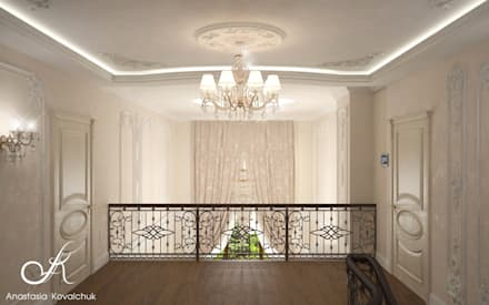 Hành lang by Design studio by Anastasia Kovalchuk