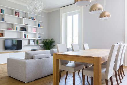 Sala da pranzo idee immagini e decorazione homify for Sala da pranzo e soggiorno insieme