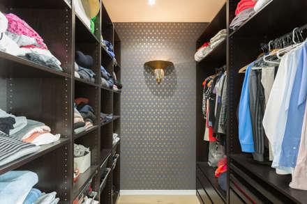 غرفة الملابس تنفيذ Mon Concept Habitation