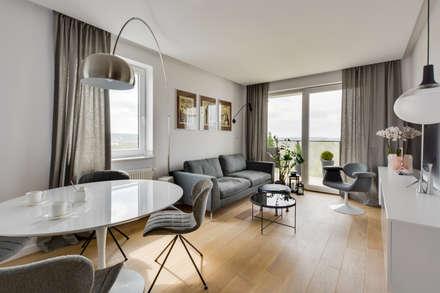 Minimalistische Wohnzimmer Von KAST Design