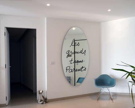 Ingresso: Ingresso & Corridoio in stile  di Giacomo Accordi