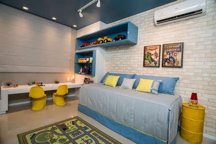 ห้องนอนเด็ก by Bee Arquitetura Criativa