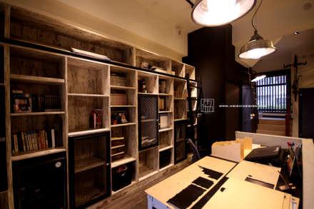 industrial Study/office by 協億室內設計有限公司