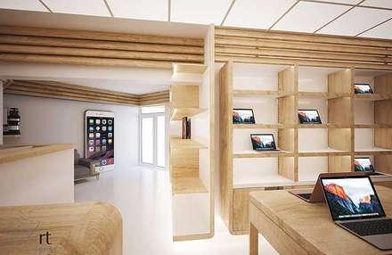 artideagroup дизайн магазина: Торговые центры в . Автор – Арт-Идея