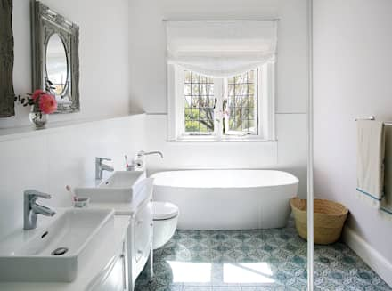 Bathroom : classic Bathroom by Natalie Bulwer Interiors