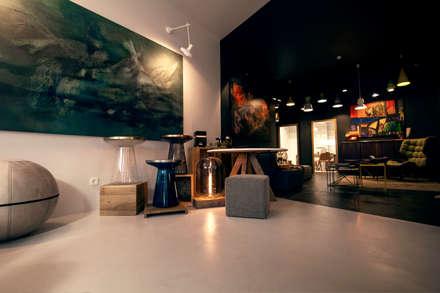 Showroom/Atelier Coromotto: Lojas e espaços comerciais  por Coromotto Interior Design