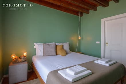 Hotels by Coromotto Interior Design