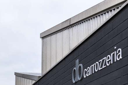 DB Carrozzeria: Concessionarie d'auto in stile  di Elia Falaschi Photographer