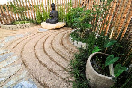 JARDINES: Jardines de estilo asiático de jardinista
