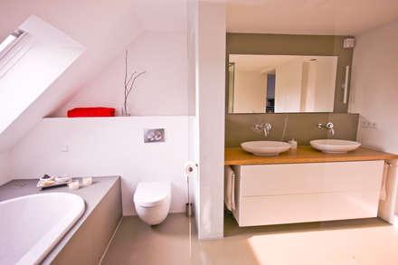 industrial Bathroom by freudenspiel - Interior Design