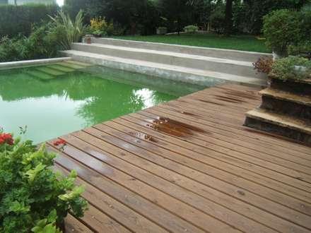 สระว่ายน้ำ by jardinista
