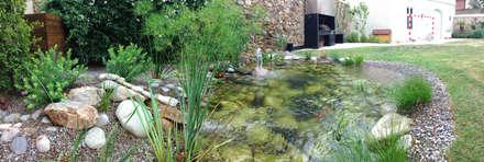 Bể bơi by jardinista